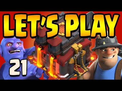 NO AUDIO!?  TH10 Let's Play ep21 | Clash of Clans