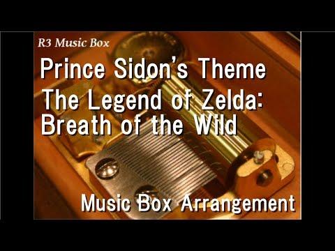 Prince Sidon's Theme/The Legend of Zelda: Breath of the Wild [Music Box]