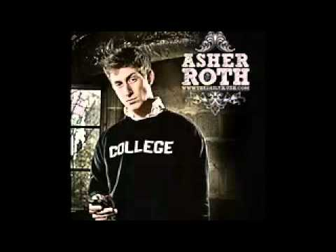 Asher Roth   I Love College With Lyrics   YouTube