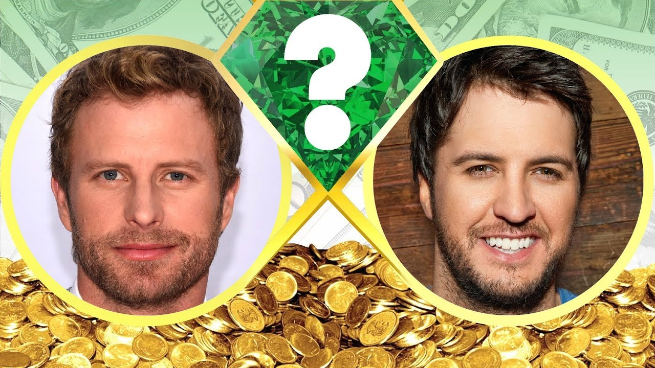 who's richer? - dierks bentley or luke bryan? - net worth revealed