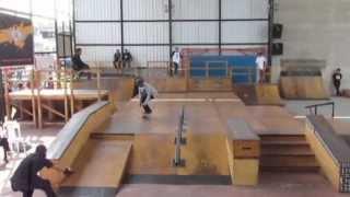 La Roca Invitacional Torneo Sudamericano De Skateboarding Quito-Ecuador 2013
