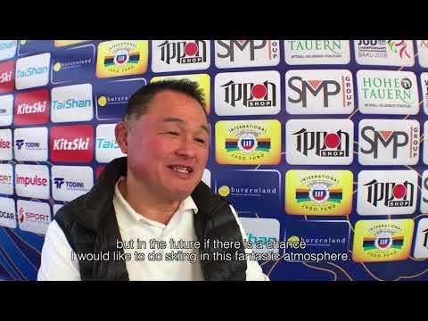 IJF Coach & Referee Seminar 2018: Interview with Yamashita Yasuhiro