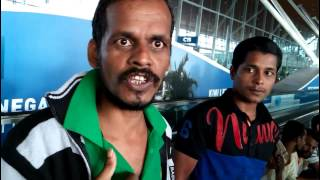 Bangladeshi workers in Malaysian prison out of Humanity.