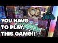 Brand NEW Japanese Marble Carnival Coin Pusher At Round 1!