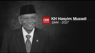 Breaking News! KH Hasyim Muzadi Tutup Usia