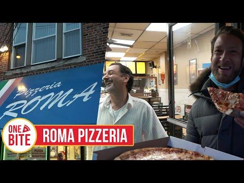 Barstool Pizza Review - Roma Pizzeria (North Bergen, NJ)