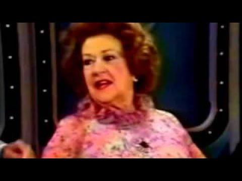 Ethel Merman, 1978 Interview and Annie Get Your Gun Medley