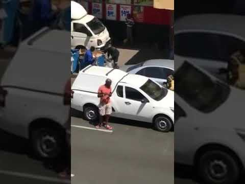 South Africa Eish in Johannesburg how they open yur car and still u