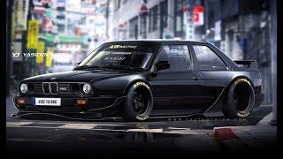 BMW E30 Epic Exhaust Sounds!!!