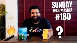 #180 Sunday Tech Masala - Gold iPhone Giveaway, Yalgaar, Mi Notebook and more...#BoloGuruji