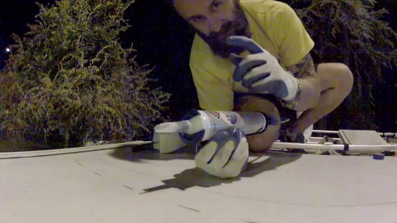 Pannello Solare Per Drone : Istruzioni per montare un pannello solare su camper