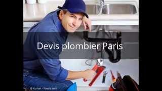 Plombier Paris : Devis dépannage plomberie Paris(Demandez votre devis en ligne gratuitement et sans engagement sur cette adresse : http://www.amservices75.fr/devis-plombier-serrurier-chaudiere-paris.html, ..., 2015-04-28T11:14:58.000Z)