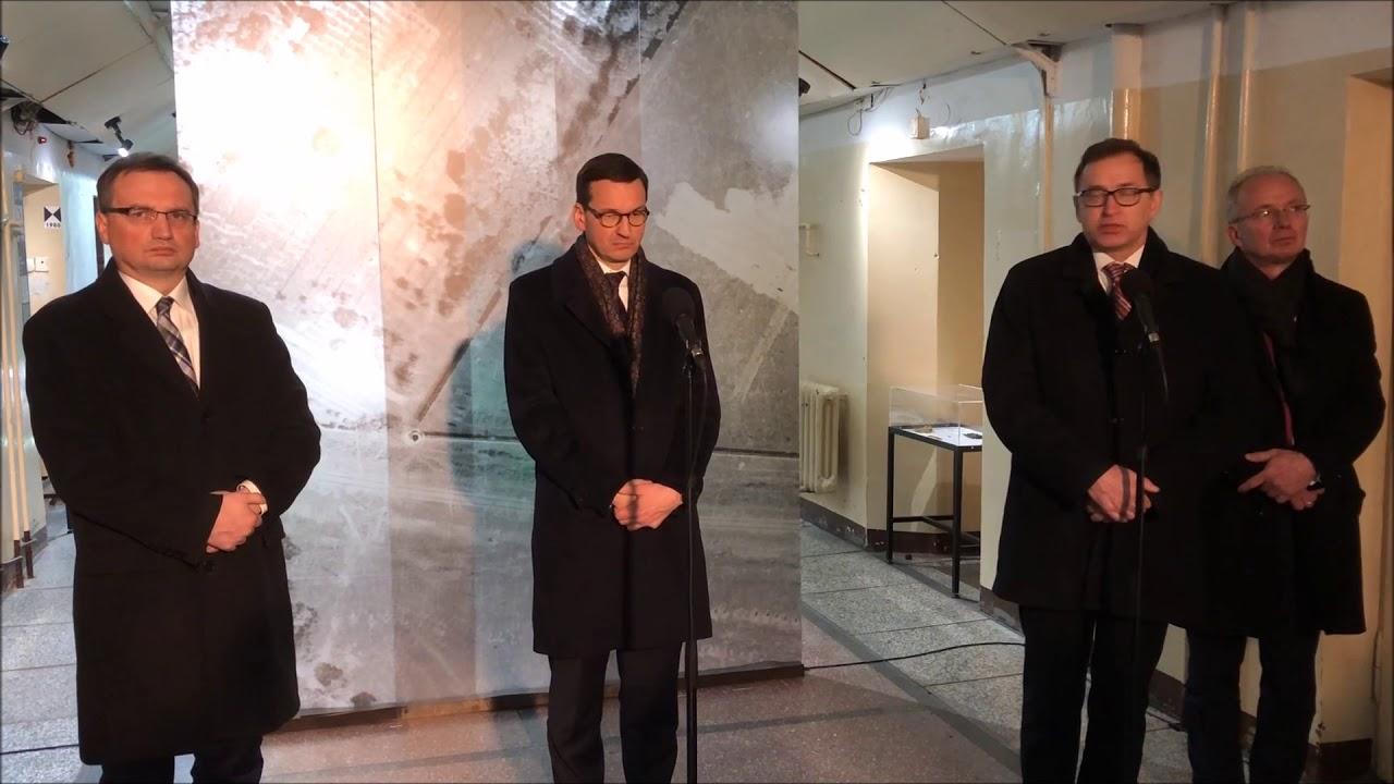 Zbrodnia katyńska była zbrodnią założycielską PRL, zbrodnia na Wyklętych była jej dalszym ciągiem!