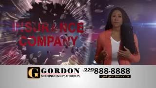 Baton Rouge Auto Wreck Lawyer | Gordon McKernan Injury Attorneys