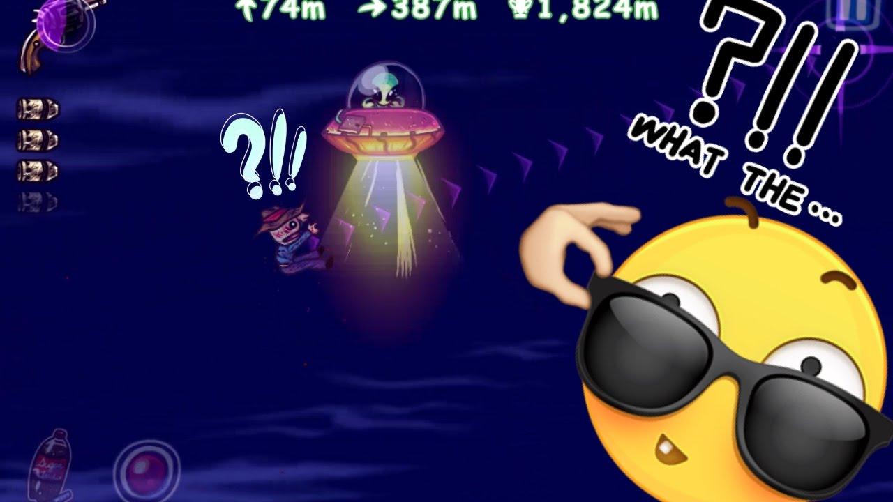 super toss the turtle ufo