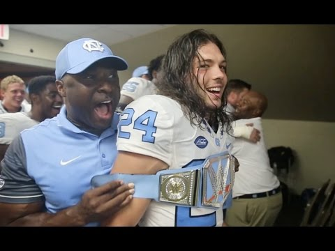UNC Football: All-Access at Florida State