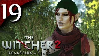 Let's Play The Witcher 2 [BLIND] - Part 19 - Malena and Fight Club [Enhanced Edition]