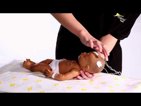 1. Unique CFM Training - Set up and Electrode Placement