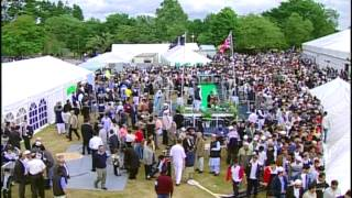 Jalsa Salana UK 2013: Officer Jalsa Salana (English)