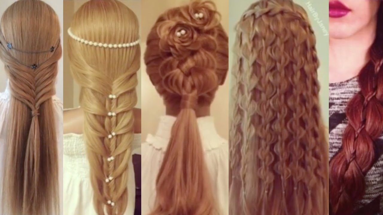 How to Top 10 Easiest Hair Braid for beginners French