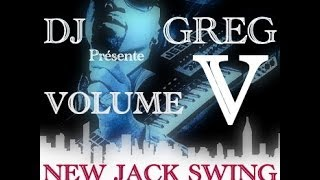 NEW JACK SWING MIX.Vol.5 (JODECI,LA RUE,AARON HALL...)