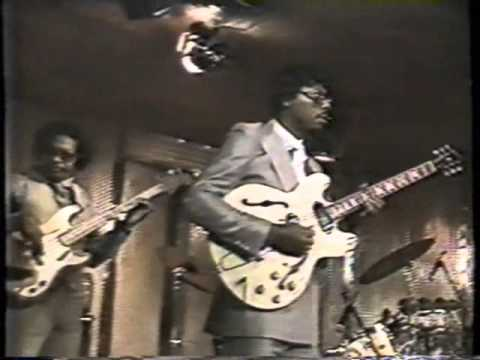 Buddy Guy And Junior Wells no Brasil 1985