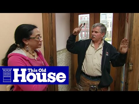 How To Weatherstrip An Exterior Door This Old House Youtube