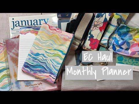 new-monthly-planner-|-haul-video-|-erin-condren-binder-|-ec-tote