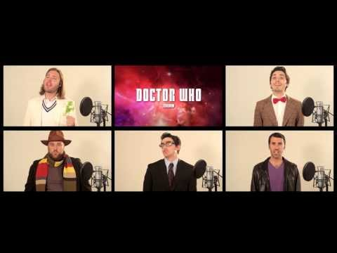 DOCTOR WHO THEME SONG  The Warp Zone