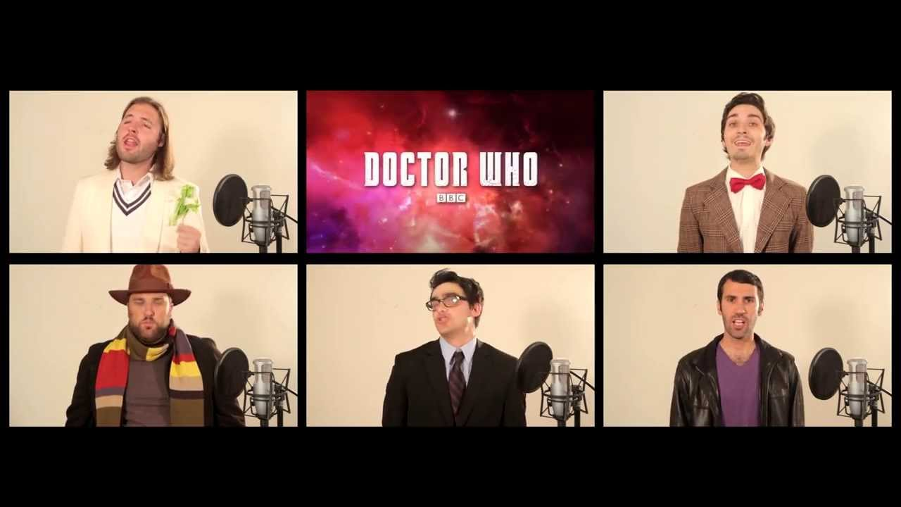 how to play the doctor who theme on guitar