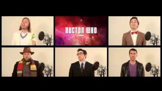 DOCTOR WHO THEME - The Warp Zone