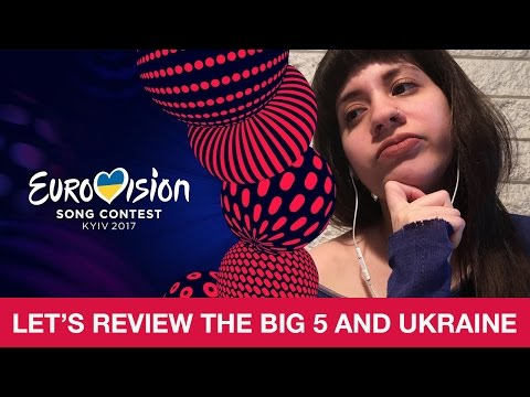 Lets review the big 5 and Ukraine