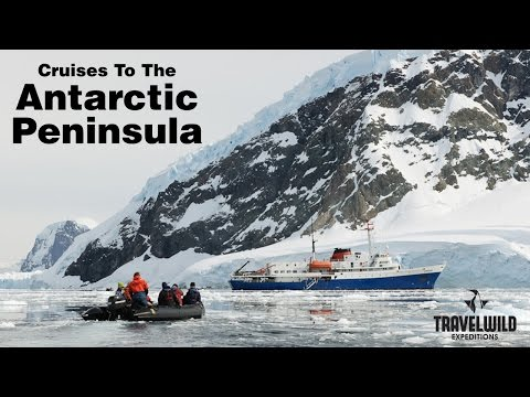 Antarctica Cruise - Visiting The Antarctica Peninsula