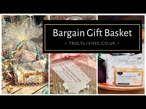 Cheap Christmas Gift Baskets - Beauty