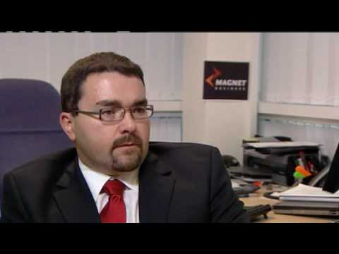 Magnet Networks CEO - Mark Kellett, appears in the Business Matters show on 11th of October 2009