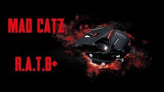 [Cowcot TV] Présentation souris Gaming Mad Catz R.A.T 8 +