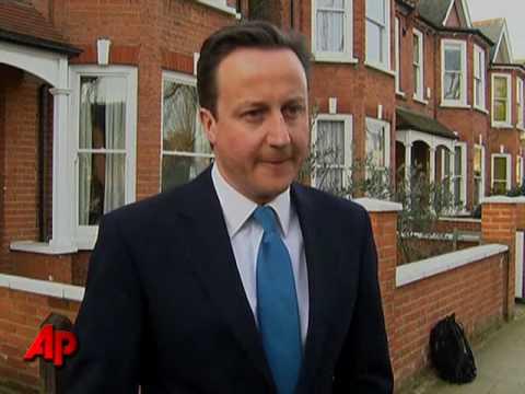 Parties Scramble As Britain Sets May Election