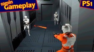 Star Wars: Rebel Assault II ... (PS1) 60fps
