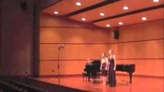 Fanny Mendelssohn - Wenn ich in deine Augen sehe