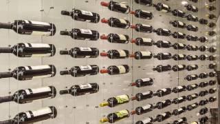 Wine Cellar Design by Papro Consulting, 'Modern, Triangular Wine Cellar'