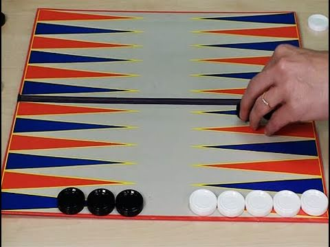 Como Se Juega Al Backgammon Youtube