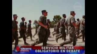 Servicio Militar Reporte Semanal