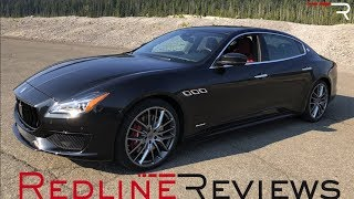 2018 Maserati Quattroporte GTS – Major Overhaul Needed