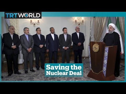 Iran in push to salvage nuclear deal after US withdrawal