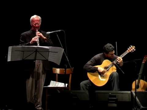 Antonio Calogero & Paul McCandless - Honduras - Acoustic Guitar & Oboe