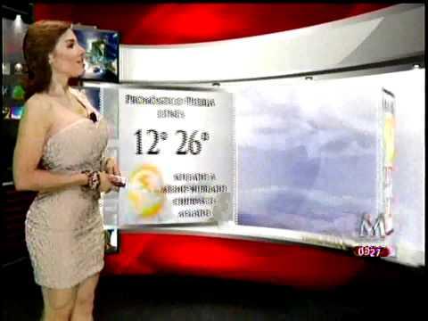 Zelenny Ibarra [Jueves 16 de Junio 2011] Teledirario HD 1080p Nadatk from YouTube · Duration:  24 seconds