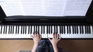 2016年8月28日 録画、 使用楽譜;ぷりんと楽譜・上級.