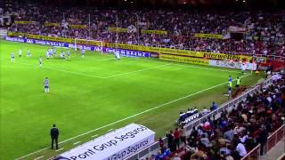 La Liga | Sevilla FC - RCD Espanyol (3-1) | 01-11-2012 | 1/16 ida | Resumen