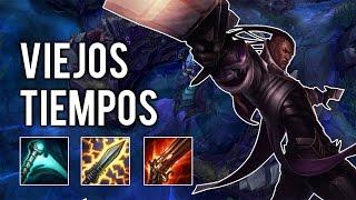 EL VIEJO LUCIAN (BUILD ALTERNATIVA) - League of Legends
