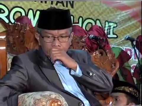 Ceramah KH. Ma'ruf Islammudin Pengasuh Ponpes Walisongo Srg Live Magelang 2017 (Disk 1)